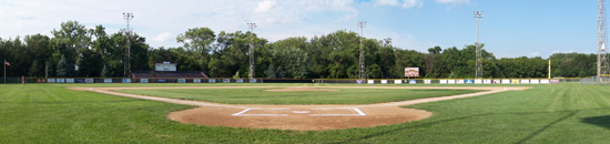 Riverside Park - 2010 Field View