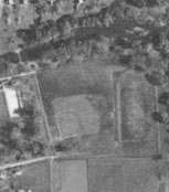 1939 Aerial Photo of Riverside Park